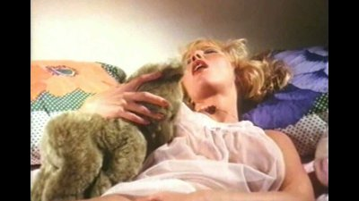 Carol Connors Masturbates in Her Sleep