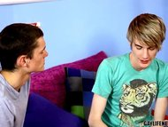 Twink is Coerced into Cheating on Boyfriend