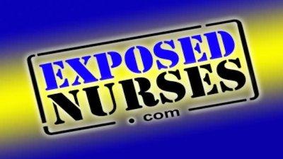 Nasty nurse Denisa gyno pussy speculum masturbation at clinic