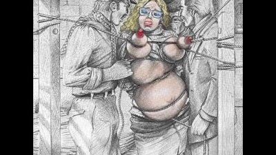 Evil Horror BDSM Artwork