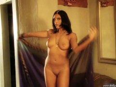 Erotic dance of the Tawaif