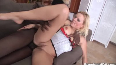 Perverted milf anal sex action