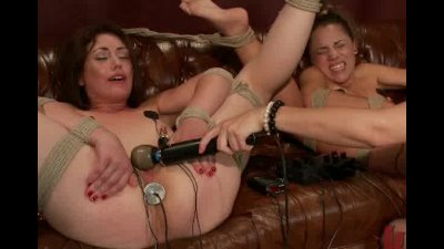 Pussy Shock Therapy