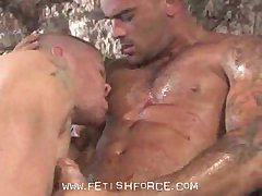 Damien Crosse and Kennedy Carter
