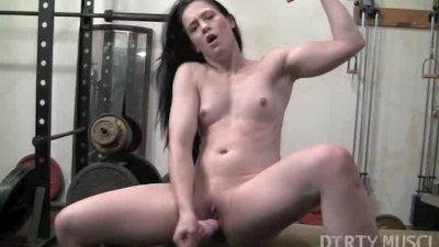 Cheyenne Jewel Dildo Workout