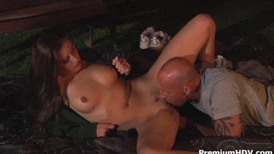 Kelly Kline fucked by her boyfriend