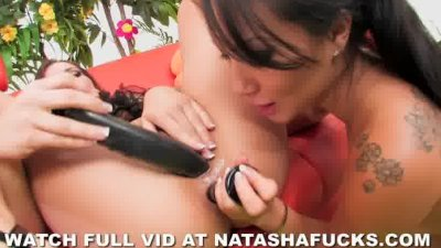 Natasha's 1st Anal with Asa