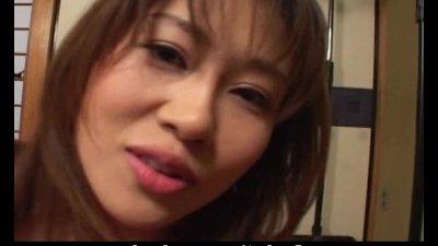 Sexiest Japanese babe Remi Matsukawa drilled
