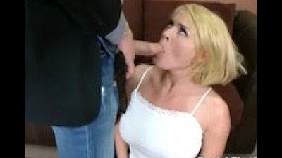 Krissy Lynn getting a Deep Throat Punishment
