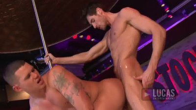 Strippers Fuck Ass Live On Stage