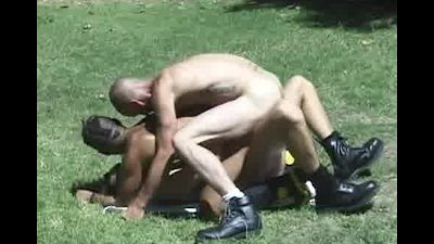 Outdoors DoubleFucking