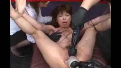 Japanese Bondage Sex Extreme BDSM Punishment of Asari Pt. 9