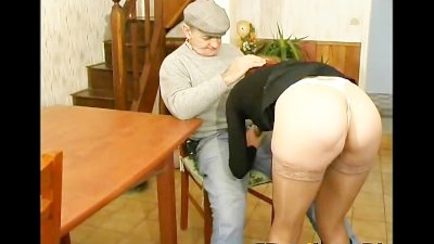 Mature swinger young