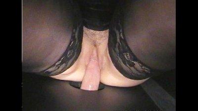 Slutwife at the gloryhole