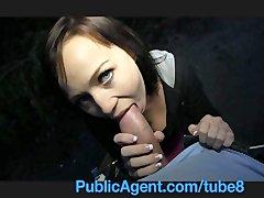 PublicAgent POV Reality Sex in Public