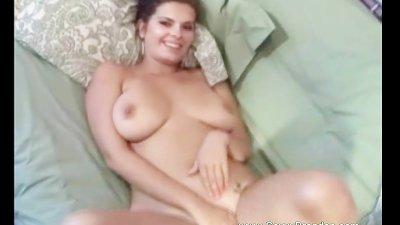 Cum On My Huge Tits