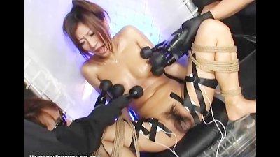 Japanese Bondage Sex YaYoi 3 Pt 1