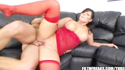 Aracely Gonzales gets fucked