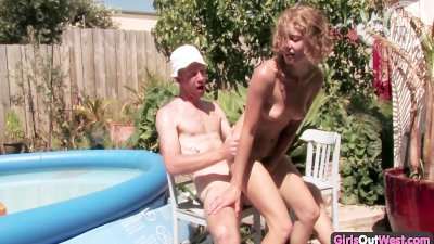 Nice Australian asshole penetrated by a meaty cock