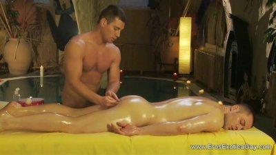 Intimate Sensual Anal Massage