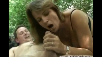 Fucking In The Forest