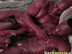 Very Hot Niggas Gay Fucking Session