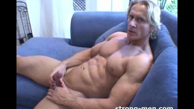 Anthony Hardwood Straight Bodybuilder Naked
