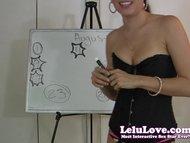 Lelu Love-August 2013 Cum Schedule