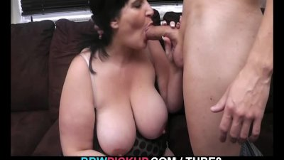 French slutty hitchhiker picked up by two black guys 9