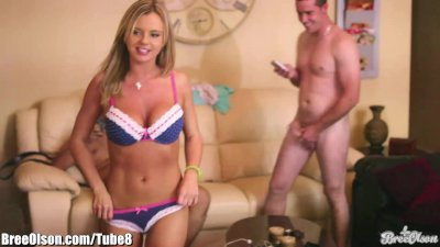 An afternoon in Montreal with Bree Olson, Bruno B. and Kevin 30sec.