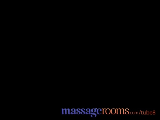 Massage Rooms Elegant model gets long legs oiled and has sensual lesbian 69
