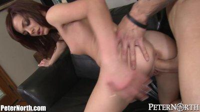 Tight Teen Kierra Tries Her First Big Cock