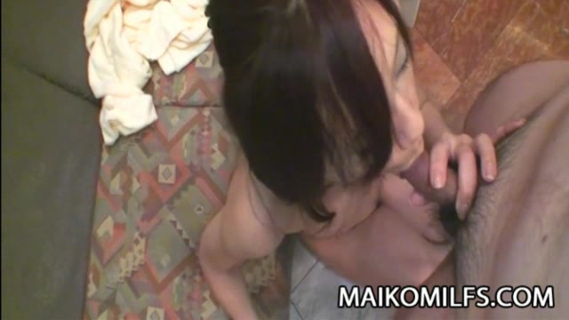 Mika Fukuyama: Nice Oriental Creampie Load For Japanese Mom
