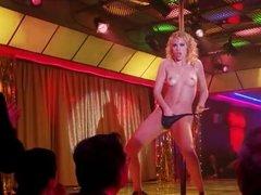 Gina Gershon  Elizabeth Barkley and Rena Riffel   Nude scene from Showgirls
