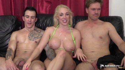Shebang.TV - Victoria Summers, Ryan Ryder & Monty Cash