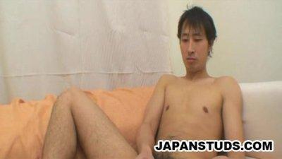 Hidenori Kojima - Cute Japan Stud Jerking On Cam