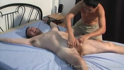 Tickled 2 Cum - Ricky and Mike