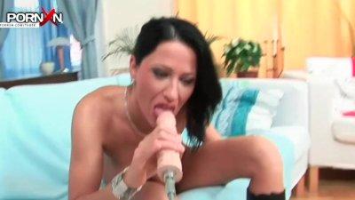 PornXN Extreme lesbian fist fucking