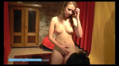 Sexy newbie - lapdance and sex