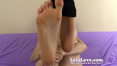 Lelu Love-Socks Feet JOE CEI