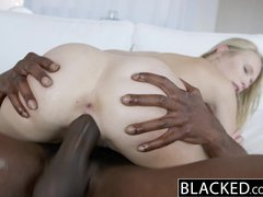 BLACKED Dakota James First Experience...