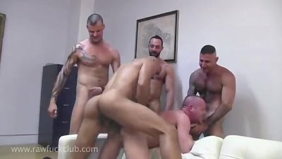 Antonio, Luca, Nick, Derrick and Patrick