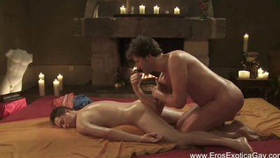 Exciting Prostate Exam Massage