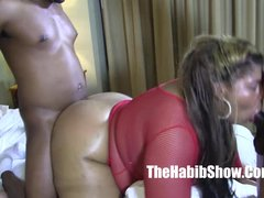 Gangbang that BBW Ms redwaters thick redboned