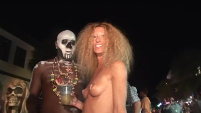 NAKED STREET PARTIES UNCENSORED 1 - Scene 10