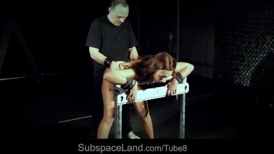 Dark side of pain in a bdsm session