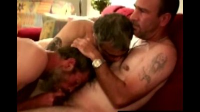 Dirty southern ex convicts in blow bang pleasing parole officer