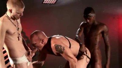 Hot Rod, Logan, and Mason