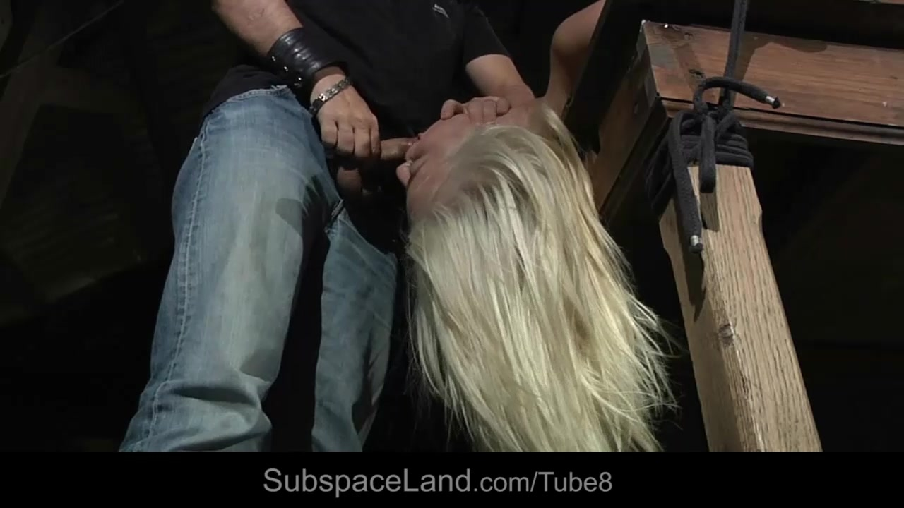 Intense spanking session in a rude bdsm game