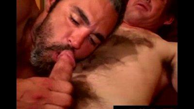 Dirty ex prisoner is giving head
